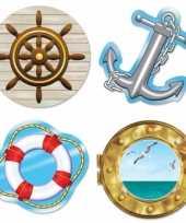 Goedkope maritiem thema wanddecoratie stuks