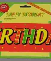 Goedkope markeerlint happy birthday meter