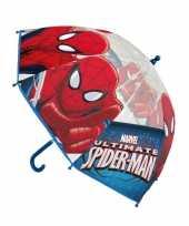 Goedkope marvel spiderman paraplu jongens 10122887