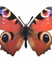 Goedkope metalen vlinder pauwenoog