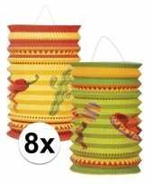 Goedkope mexicaanse lampionnen stuks 10127120