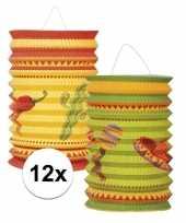 Goedkope mexicaanse lampionnen stuks 10127121