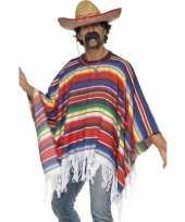 Goedkope mexicaanse poncho 10012121