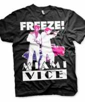 Goedkope miami vice freeze t shirt heren