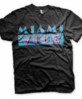 Goedkope miami vice t shirt heren