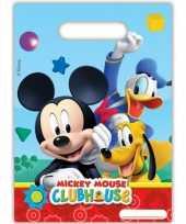 Goedkope mickey mouse feestzakjes stuks