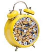 Goedkope minions wekker 10057750