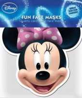 Goedkope minnie mouse masker