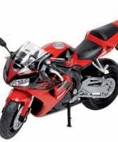 Goedkope model speelgoed motor honda cbr