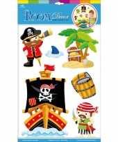 Goedkope muurstickers piraten