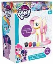 Goedkope my little pony figuur om te verven