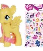 Goedkope my little pony speelfiguur fluttershy stickers