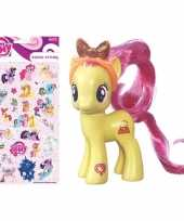 Goedkope my little pony speelfiguur pursey pink stickers