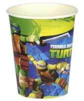 Goedkope ninja turtles drinkbekers stuks