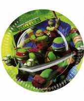 Goedkope ninja turtles papieren bordjes stuks