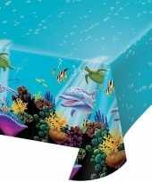 Goedkope oceaan thema tafelkleed