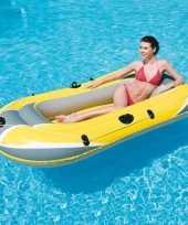 Goedkope opblaas rubberboot
