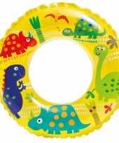Goedkope opblaasbare zwemband dinosaurussen