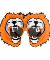 Goedkope oranje fun bril leeuwen