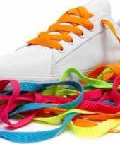 Goedkope oranje schoenveters mr lacy