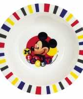 Goedkope peuterbordje disney mickey mouse