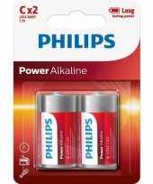 Goedkope philips lr c batterijen stuks