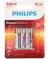Goedkope philips stuks aaa batterijen