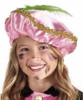 Goedkope piet baret roze