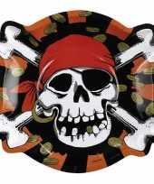 Goedkope piraten bordjes stuks