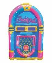 Goedkope plastic wanddecoratie jukebox