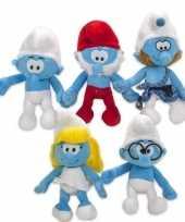 Goedkope pluche mcsmurf smurfen knuffel pop speelgoed