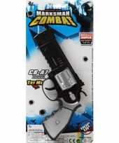 Goedkope politie militair speelgoed pistool