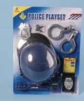 Goedkope politie speelgoed set