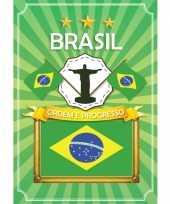 Goedkope poster brasil