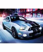 Goedkope poster ford shelby