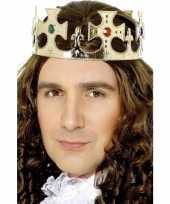 Goedkope prinsen kroon goud volwassenen