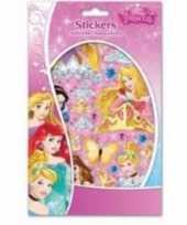 Goedkope prinsessen sticker boekje