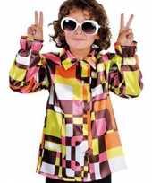 Goedkope retro s blouse kinderen
