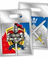 Goedkope ridder feestzakjes