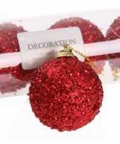 Goedkope rode kerstballen 10065740
