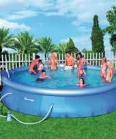 Goedkope rond opblaasbaar zwembad