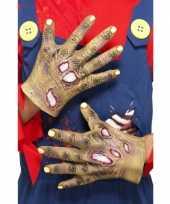 Goedkope rottende zombie handen