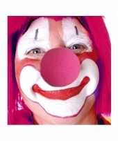 Goedkope roze clowns neus