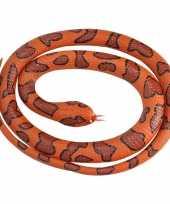 Goedkope rubberen speelgoed watermoccasin slangen