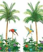 Goedkope scenesetter palmbomen decoratie