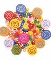 Goedkope sieraden maken kralenmix set cirkels