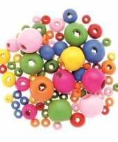 Goedkope sieraden maken kralenmix set rond