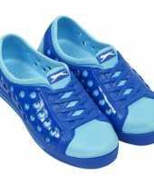 Goedkope slazenger waterschoenen dames kobalt lichtblauw