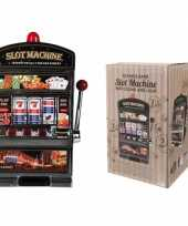 Goedkope slot machine spaarpot