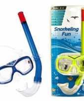 Goedkope snorkelset kinderen